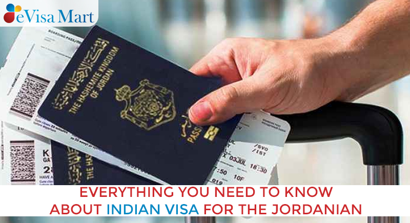 Indian Visa for the Jordanian
