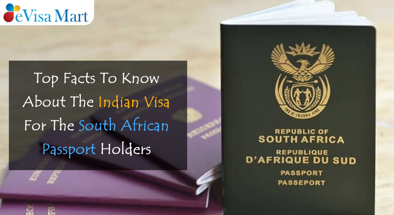 Indian Visa For The South African