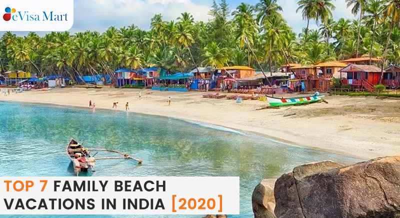 Family Beach Vacations In India
