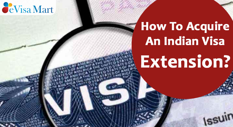 Acquire An Indian Visa Extension