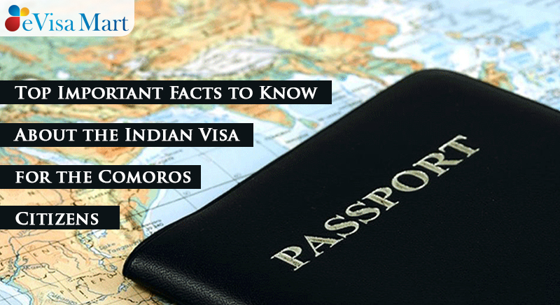 Indian Visa for the Comoros Citizens