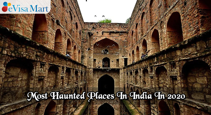 Most Haunted Places In India In 2020