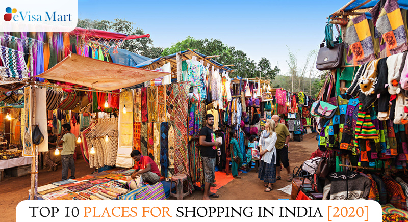 Top Places For Shopping In India