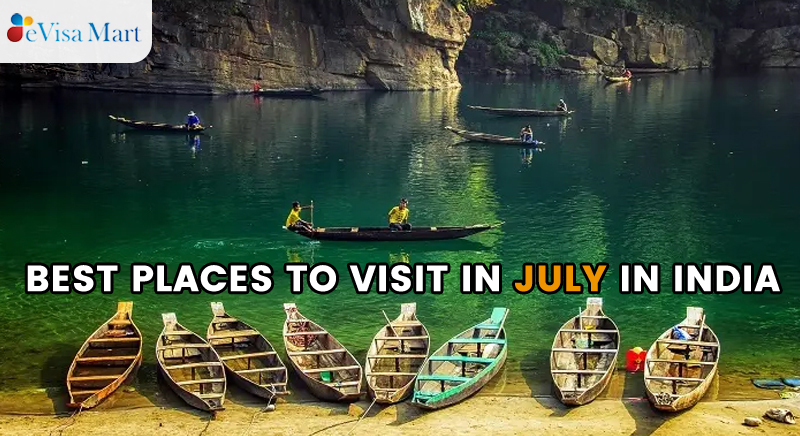 Best Monsoon Destinations To Visit In July In India