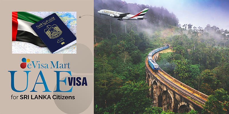 UAE Visa for the Sri Lanka Citizens